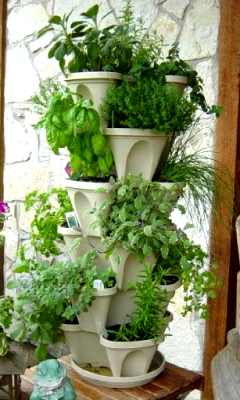 Delicieux Among Most Of The Convenient Inventions That Are In The Market, One That I  Found To Be Convenient And Low Maintenance Is A Garden Stacker Garden.